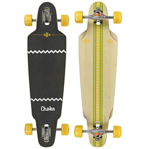 Choke The Curl Pro Skateboard