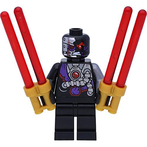 LEGO Ninjago Minifigur: Nindroid (Tag der...