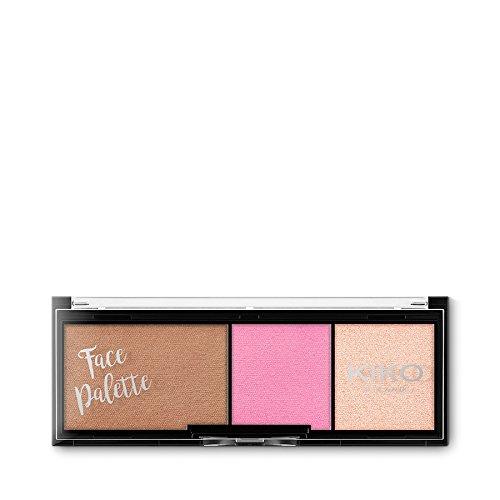 Kiko Milano - Palette de poudres visage