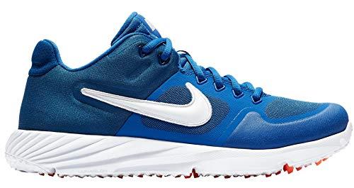 Nike W Alpha Huarache Elite 2 Turf Womens Bq4164-401 Size 6