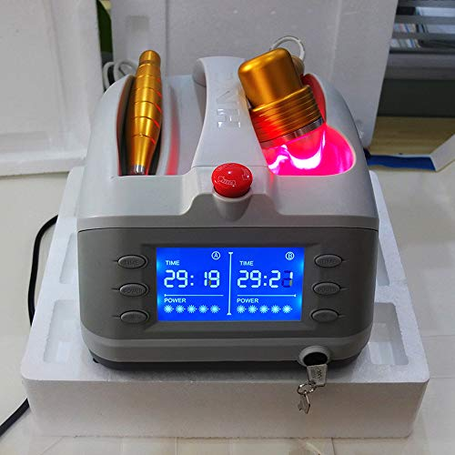Sale!! Professional 650nm Soft Tissue Wound and Joint Pain Pain Relief Cold Laser Therapeutic Instru...