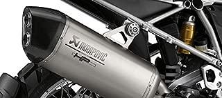 BMW R1200GS Liquid Cooled Akrapovic Sport Silencer