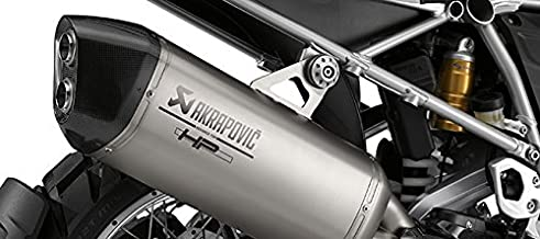 BMW R1200GS Liquid Cooled Akrapovic Sport Silencer