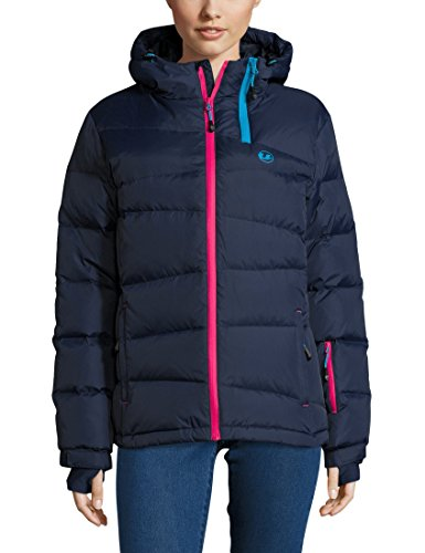 Ultrasport Damen Professional Mila Daunen, Winter, Stepp-und Funktionsjacke, navy, XS