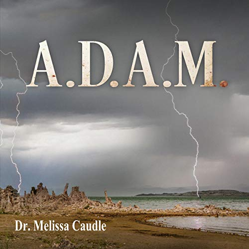 A.D.A.M. Audiobook By Melissa Caudle cover art