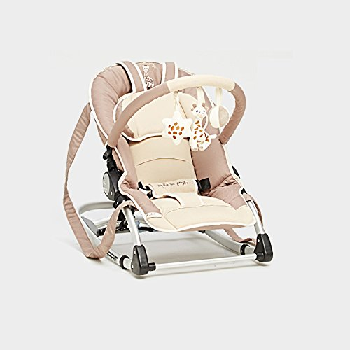 Best Bargain Chair Bouncers 0-13 Monthscradlerocking Chairnewbornfree Installationsilent Swingthree-...