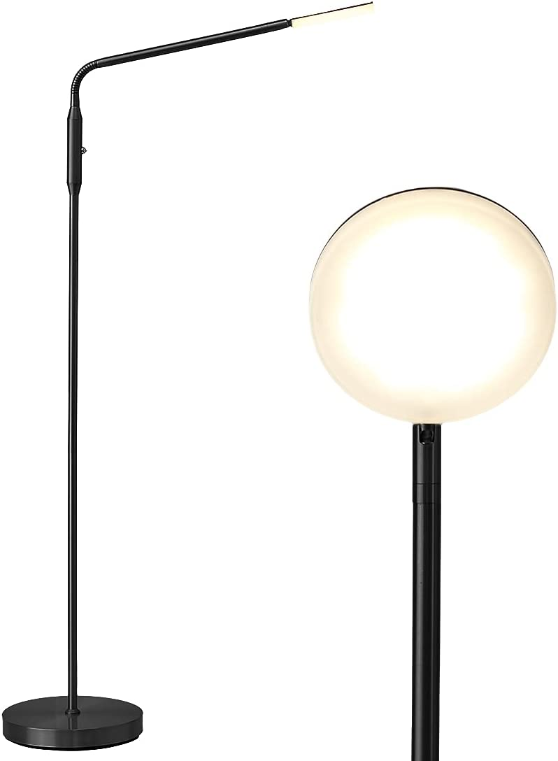 Oklahoma City Mall O'Bright Moon - Dimmable LED T Floor Cheap mail order shopping Color Adjustable Lamp