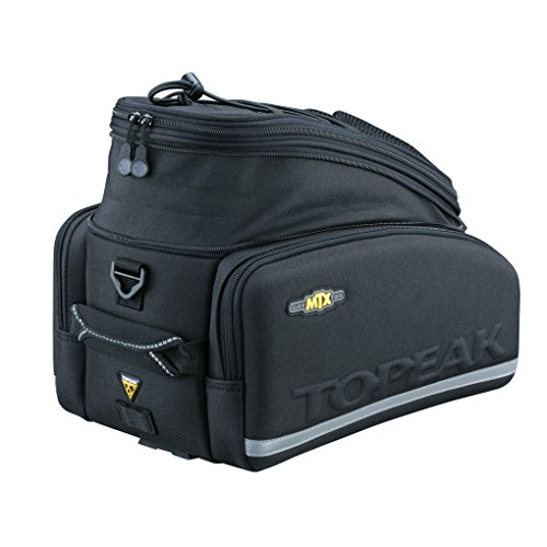 Topeak MTX Trunk Bag DX pannier for the luggage carrier