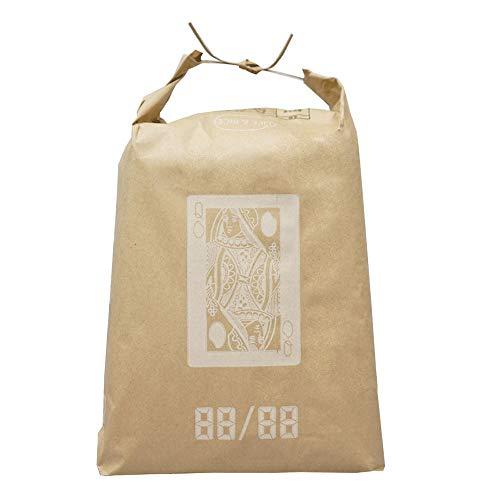 おしゃれな米袋 ■新米■ 令和元年産 宮城県産 ミルキークイーン10kg 7分づき(精米時重量約1割減)