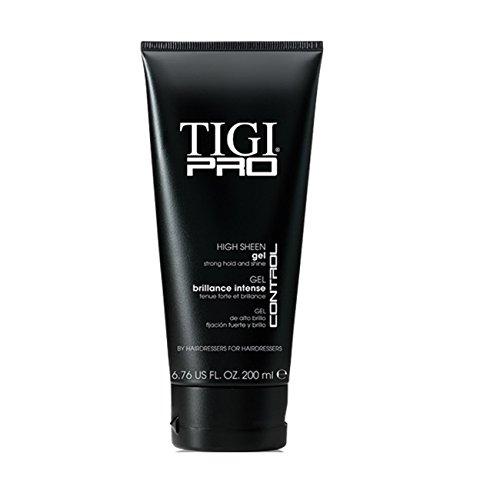 TIGI Pro High Sheen Gel, 6.76 Fluid Ounce