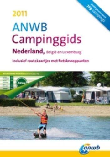 ANWB Campinggids Nederland, Belgie en Luxemburg