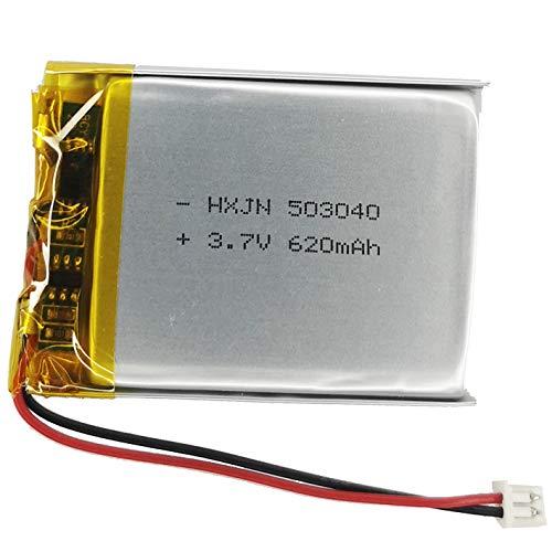 3.7V 503040 Battery 620mAh for Cozmo Vector Robot...