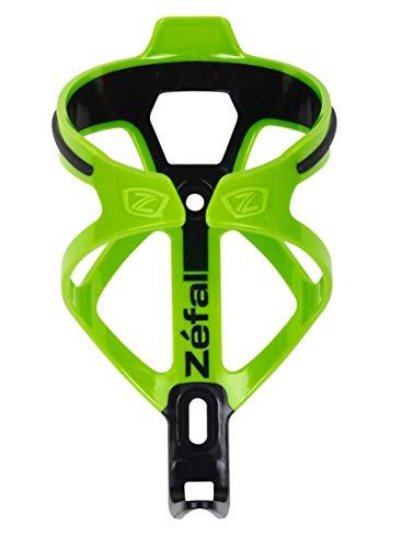 ZEFAL Pulse B2 Vert Porte-bidon bi-matière premium et léger Mixte Adulte, unisize