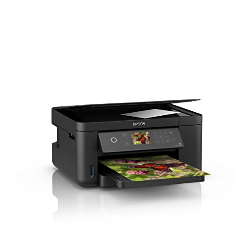 Epson C11CG29402 Expression Home XP-5100 - Impresora Color, Negro Mate