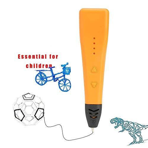 NMDD 3D Printing Pen, Easy to Use 3D Drawing Graffiti Pen for Kids Adults, with PLA Filament Refills
