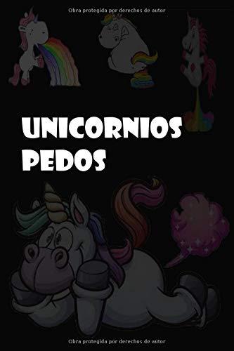 Unicornios pedos: Una mirada hilarante a la vida secreta del unicornio, cagando, vomitando, meando, bebiendo vino ...... Libro para colorear para ti.