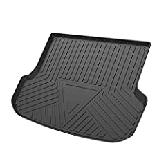 CUSTOM DESIGNED - cargo mat for 2016 2017 2018 2019 2020 2021 Lexus RX350 / RX450h Trunk tray liner (NO RXL Models),All Weather Cargo liner covers behind the 2nd row seats. Vehicle carpet protection with a low density precisely molded material that p...