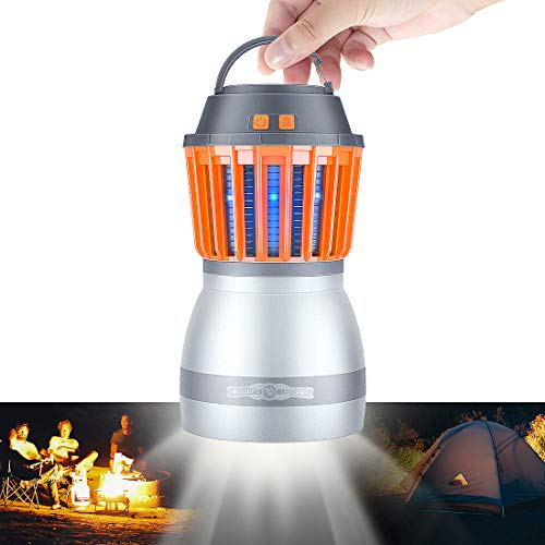 FREDI Camping Light,a IP67 Waterproof USB Rechargeable Camping Lantern for Hiking,Camping,Backpacking,Fishing,Emergency