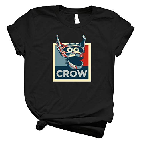 Vote Crow T- Robot 10 - Mens T Shirts Graphic Vintage – Best Trendy Womens Customize for Kids Top of
