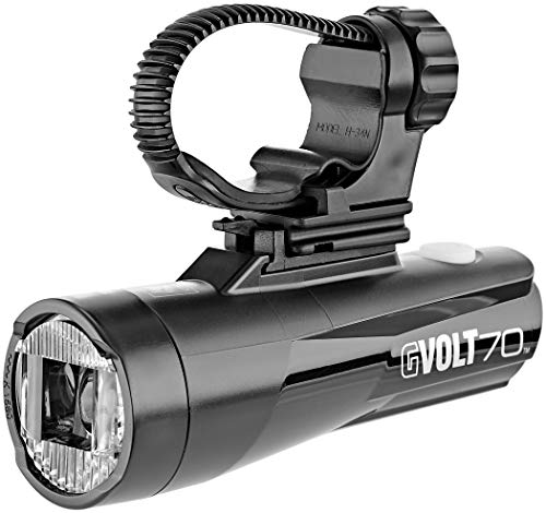 Cateye GVolt 70.1 Frontlicht Black 2021 Fahrradbeleuchtung