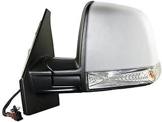 Cinta #F042 Ala Espejo Cristal Para Opel Combo D 2011-2015 Lado Izquierdo Convexo