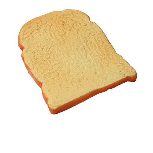 Rodman 1 PCS Squishy Food Kreative Simulation Brot Toast Donuts Langsam steigender Squeeze Stressabbau Lustige Kinderspielzeuge
