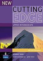 NEW CUTTING EDGE UPPER-INTERMEDIATE: STUDENT BOOK+MINIDICTIONARY