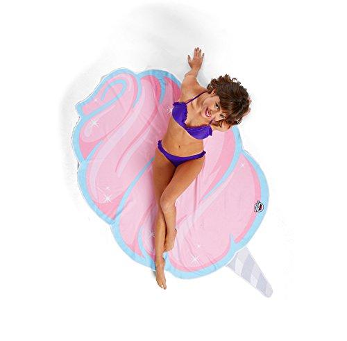 BigMouth Inc toalla de playa gigante candyfloss