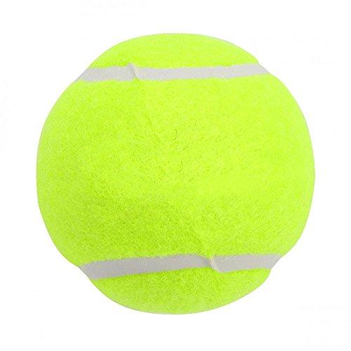 VGEBY 3 Stück Tennisbälle, Tennis Drucklose Trainingsbälle Sportgeräte