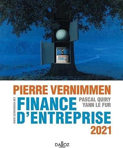 Finance d'entreprise 2021 - 19e ed.