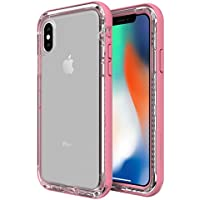 LifeProof NEXT DropProof/ DirtProof/ SnowProof Case for iPhone X (Cactus Rose)