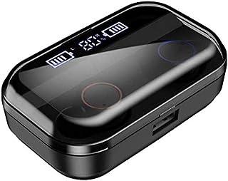 Tung bas hörlurar öronsnäckor hörlurar Snygg Portable Bluetooth 5.0 X11 Headset Trådlösa hörlurar Örhuddar Stereo In-Ear -...