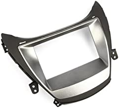 JyCustom GPS Front Dash Integral Fascia 4-pc Set For 2011 2012 2013 Hyundai Elantra : Avante MD
