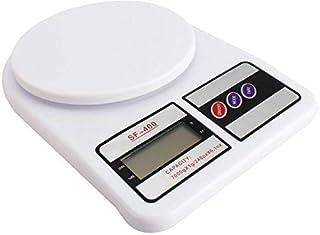 ميزان مطبخ رقمي يتحمل حتى 10 كجم ويتميز بحساسية تقيس الجرام الواحد