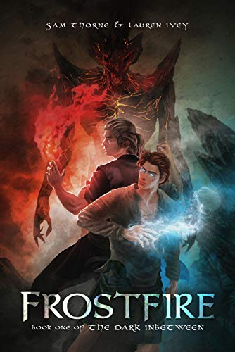 Frostfire: Book One of The Dark Inbetween (English Edition)