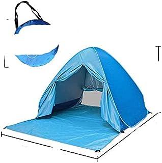 pop-up tält 2–5 personer utomhus automatiska tält familj öppet tält vattentät camping vandring strandtält