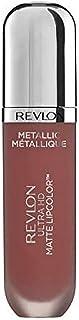 Ultra HD Metallic Matte Liquid Lipcolor, Liquid Lipstick, Gleam