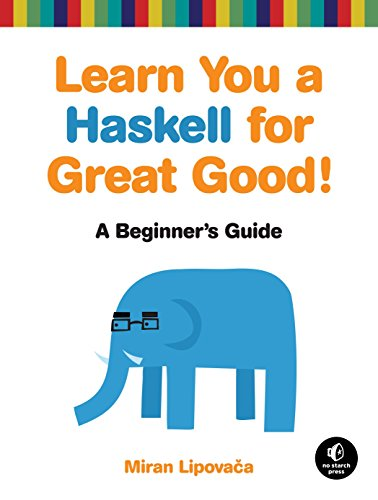 Learn You a Haskell for Great Good!: A Beginner's Guide [Idioma Inglés]