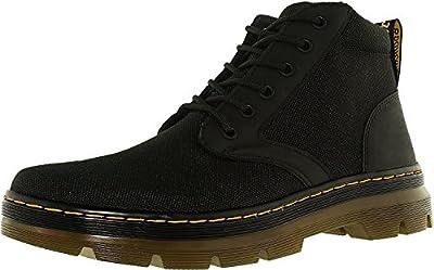 Dr. Martens Bonny Chukka Boot, Black, 10 Medium UK (US Men's 11 US)