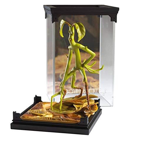 Phantastische Tierwesen - Statue Büste - Figur - Bowtruckle Pickett - Geschenkbox