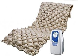 Medical Sunrise Colchón neumático Anti-escaras con regulador de presión. Válido hasta 110 Kg. de Peso.