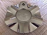 Bentchi B3 Wheel Center Cap NEW CS391-1P Chrome Rim Middle