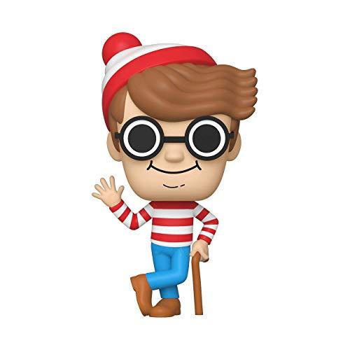 Pop Books: Where's Waldo - Waldo