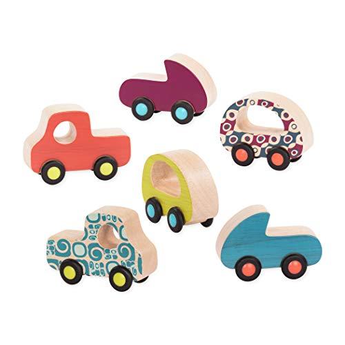 18 m + in legno toys by Battat BX1933Z B Triciclo per bambini