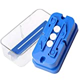 Pill Cutter, Adjustable Pill Splitter for Multiple Big/Small...