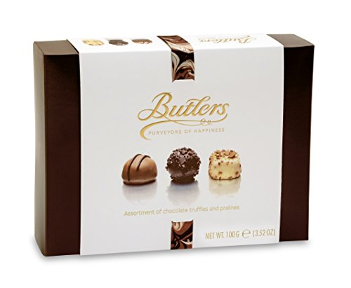 Butlers - Assortment of Chocolate Truffles and Pralines - 100g