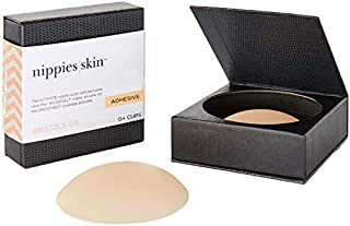 The Ultimate NippleCovers | Nippies Skin Sticky Adhesive Pasties - Light Skin (Large)