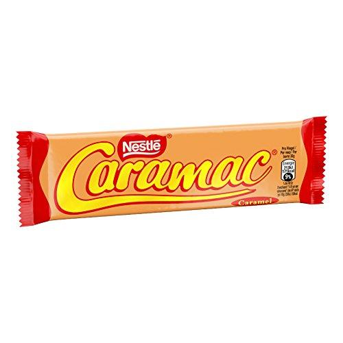 Nestlé Caramac Karamell Riegel, 1 x 30 g
