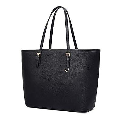 Tote Bag for Women Black Satchel Bag Handbag 23022021095312