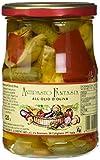 Nesti Conserve Alimentari Antipasto Fantasia all' Olio di Oliva - Pacco da 6 X 520 g